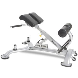 Reeplex Commercial 45 degree hyper extension Bench-01
