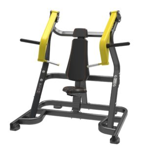 reeplex iron series commercial plate loaded Incline Chest Press