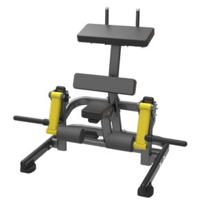 reeplex iron series commercial plate loaded Kneeling leg Curl