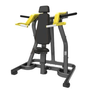 reeplex iron series commercial plate loaded Shoulder Press