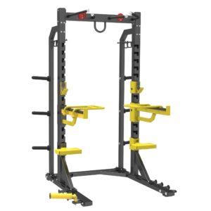 Commercial Half Squat Rack