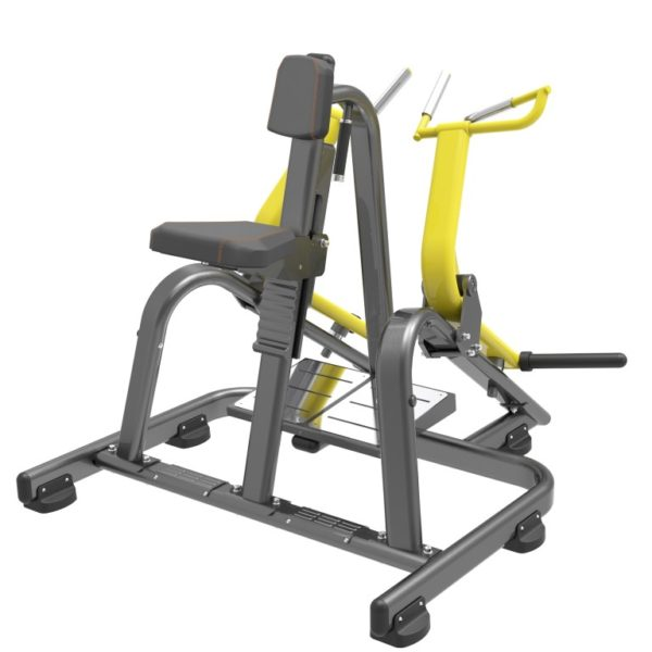 Commercial Low Row Machine