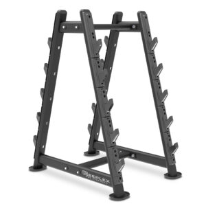A Frame Barbell Rack