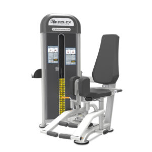 Reeplex Iron Series Commercial hip abduction - Adduction machine