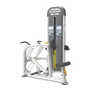 reeplex commercial pin loaded seated row machine-01