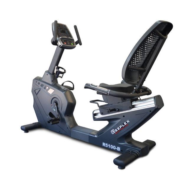 Commercial Recumbent Exercise Bike
