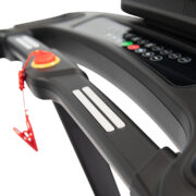 Atlas 3.0 treadmill heart rate pulse handles