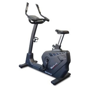 Reeplex b4100-b upright commercial exercise bike-01-01
