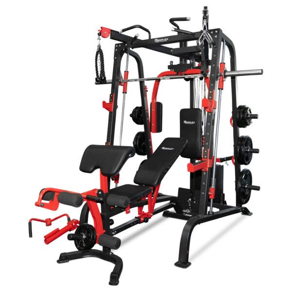 reeplex smgx Multi-Functional Trainer with Bench