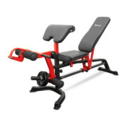 reeplex smgx Multi-Functional Trainer with Bench_2