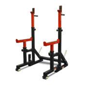 reeplex sr10 folding squat rack 2