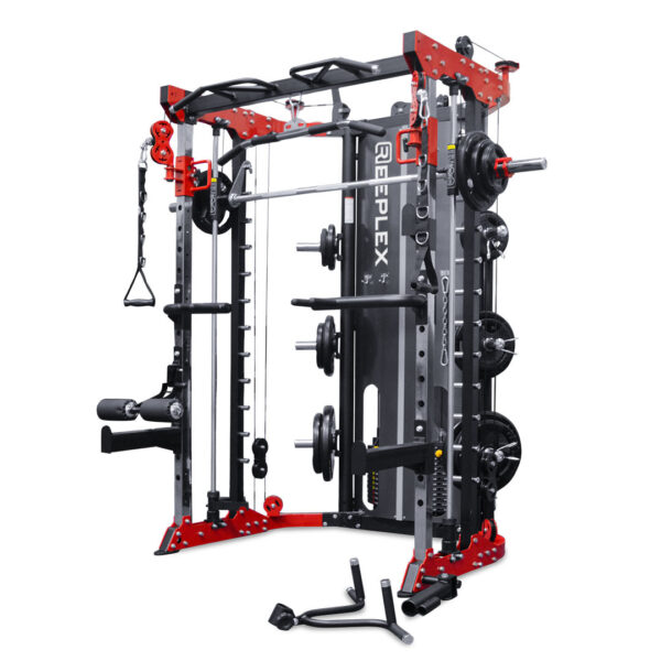 weight stack cbt-pn60 functional trainer-5