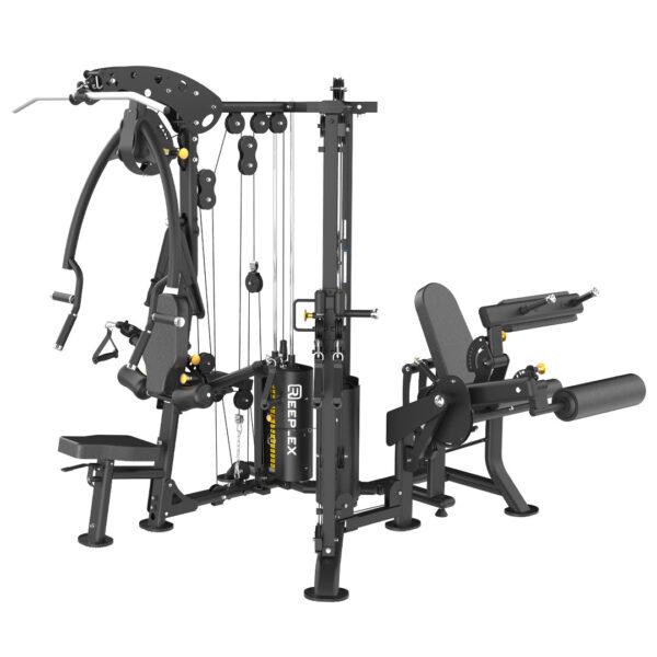 Reeplex Commercial 4 station Multi-gym