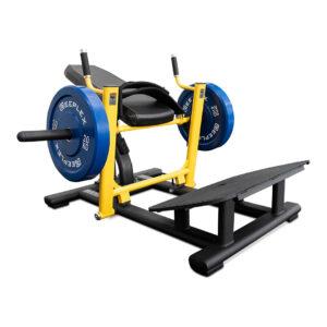 Reeplex commercial hip thrust machine