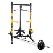 reeplex rm70 heavy duty squat rack with lat pulldown seated row (2)
