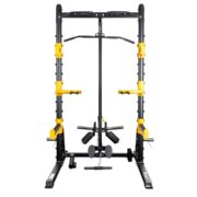 reeplex rm70 heavy duty squat rack with lat pulldown seated row (3)
