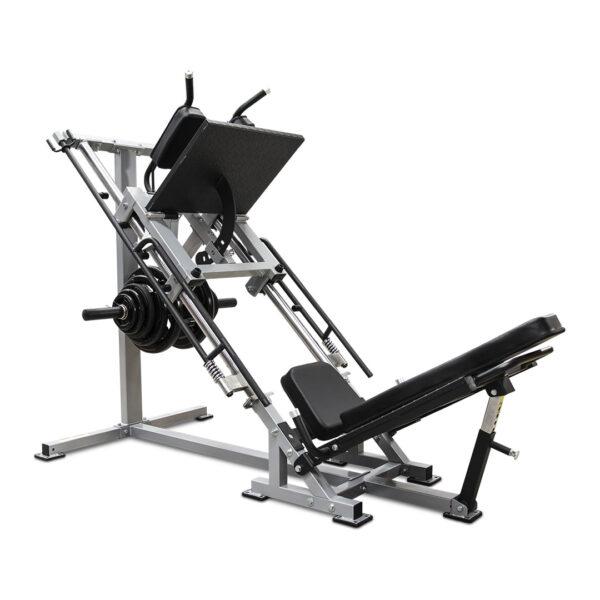 Leg Press / Hack Squat