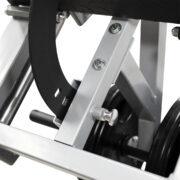 reeplex leg press & hack squat